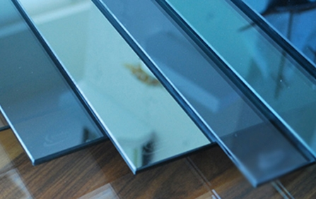 Solar Control Reflective Glass