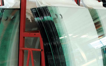 Tempered Convex Glass